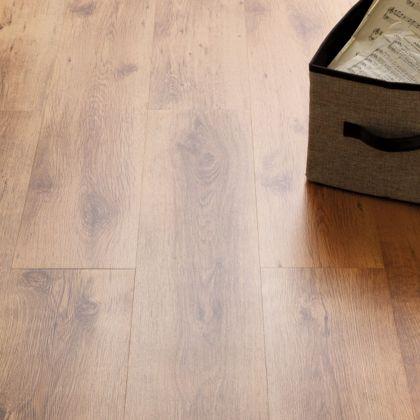 Comlaminate Flooring Packs : Details about Richmond Oak Laminate Flooring - 2.13 sq m per Pack