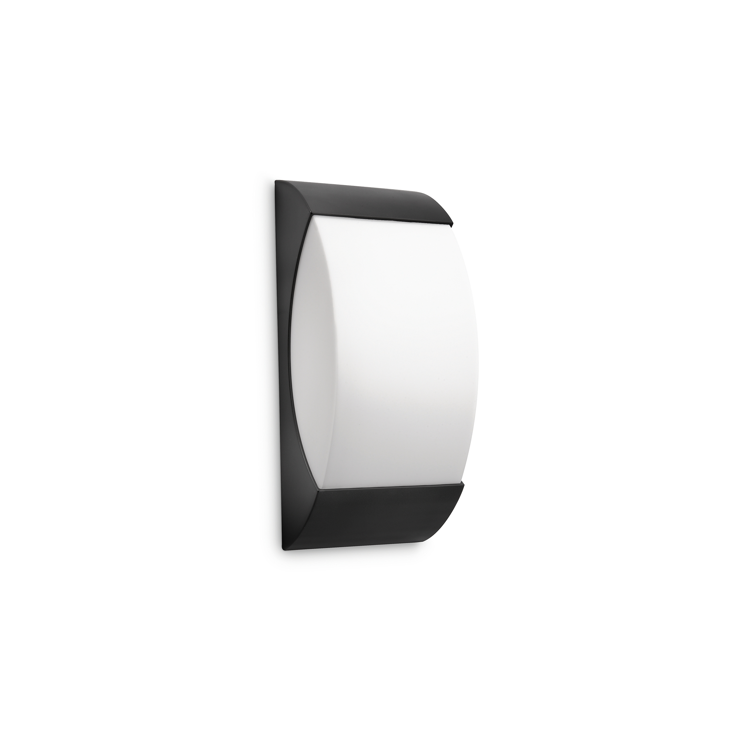 Philips myGarden Starry Black Garden Wall Light Outdoor Patio Low Energy Lamp eBay