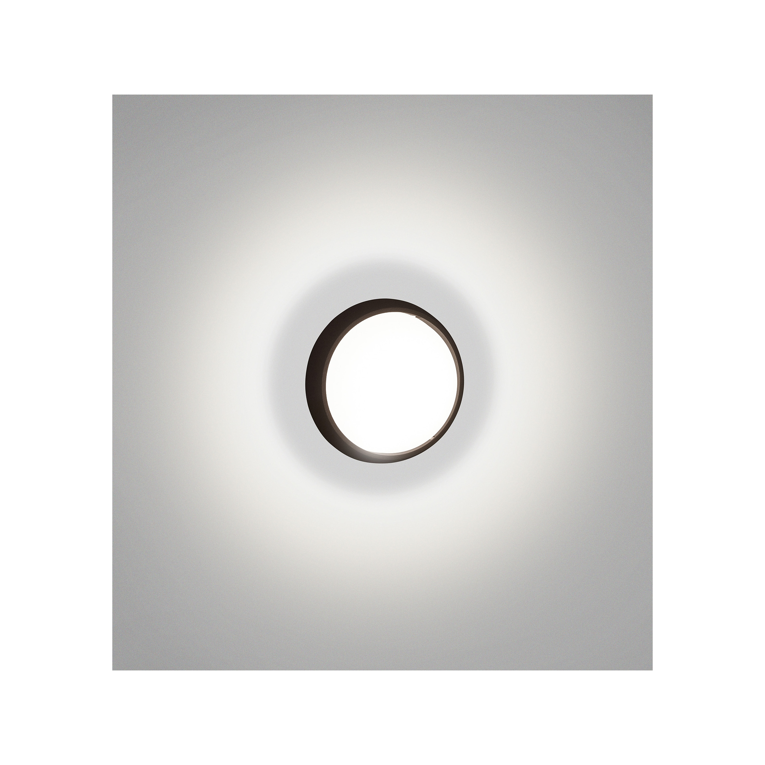 Philips MyGarden LED Low Energy Wall Outdoor Round Patio