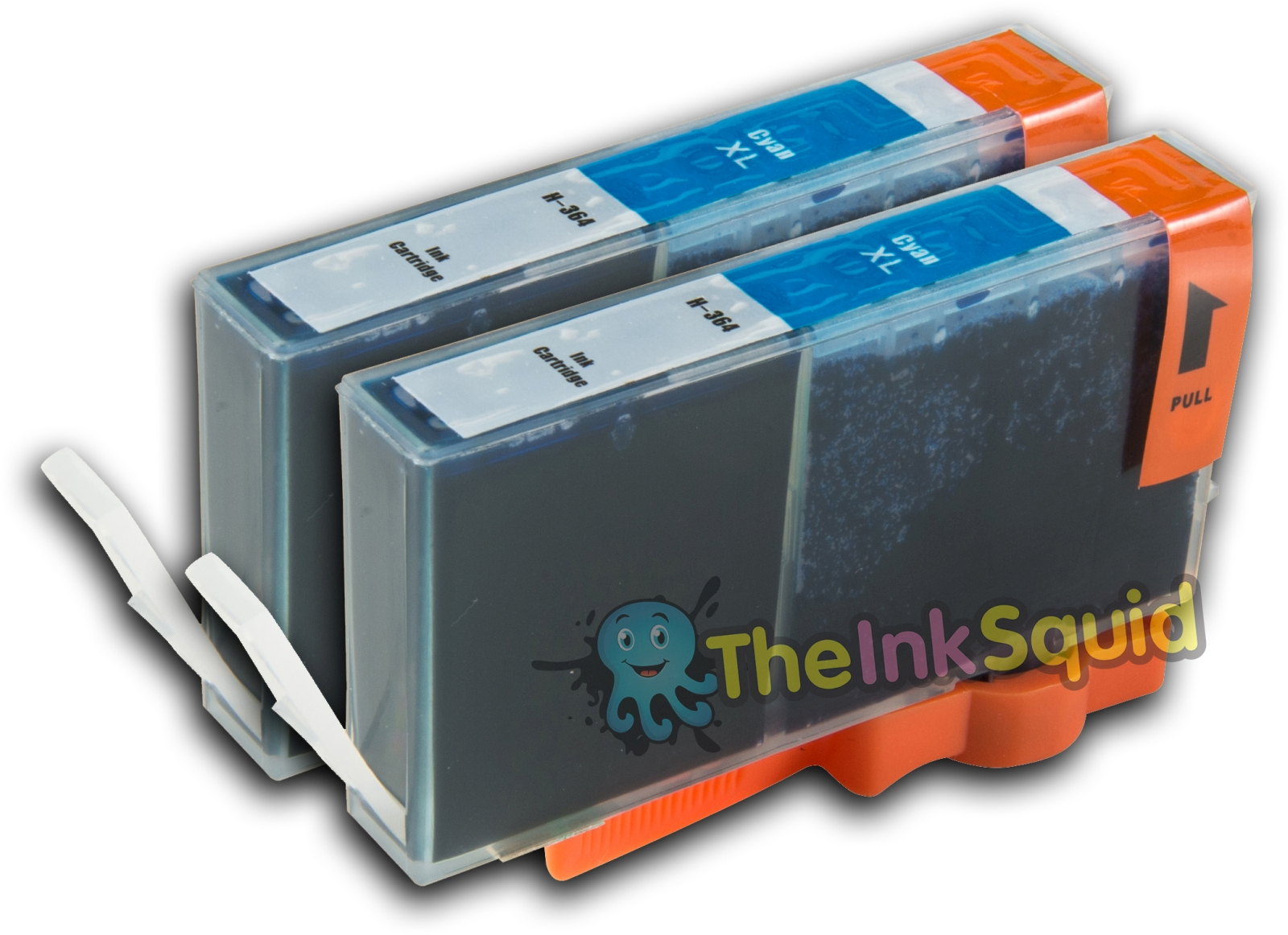 2-Compatible-HP364XL-Non-oem-Ink-Cartridges