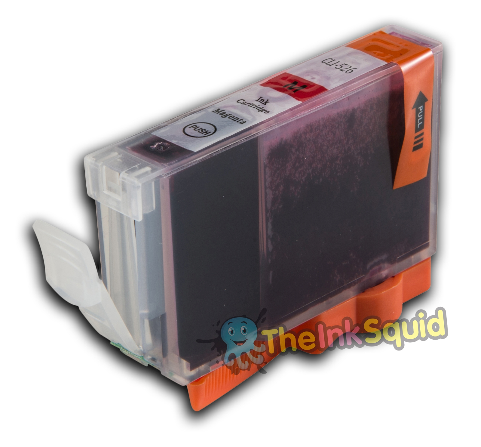 1 CLI 526M Magenta Ink Cartridge For Canon Pixma MX882