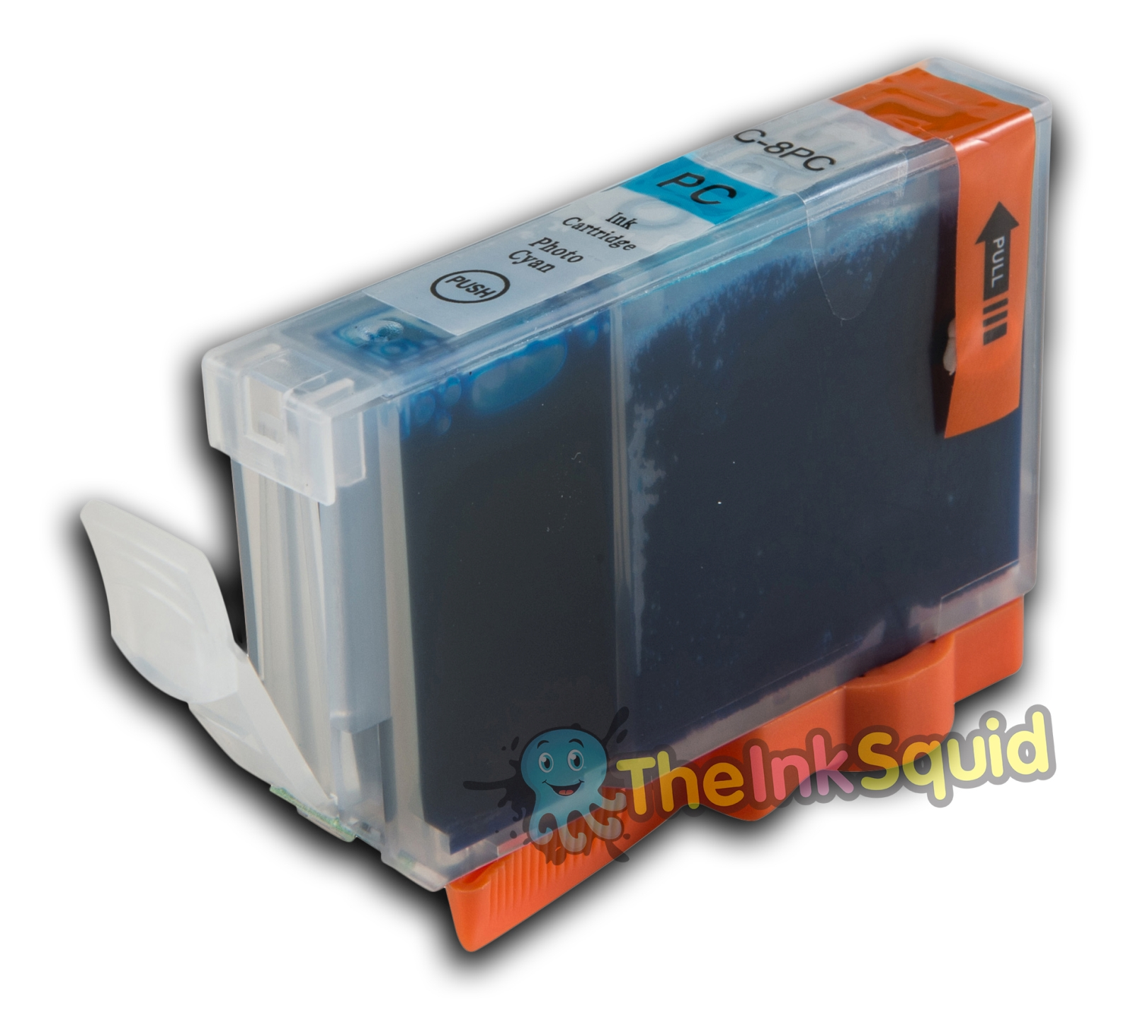 1 Photo Cyan CLI-8PC Pixma Ink Cartridge for iP6600D