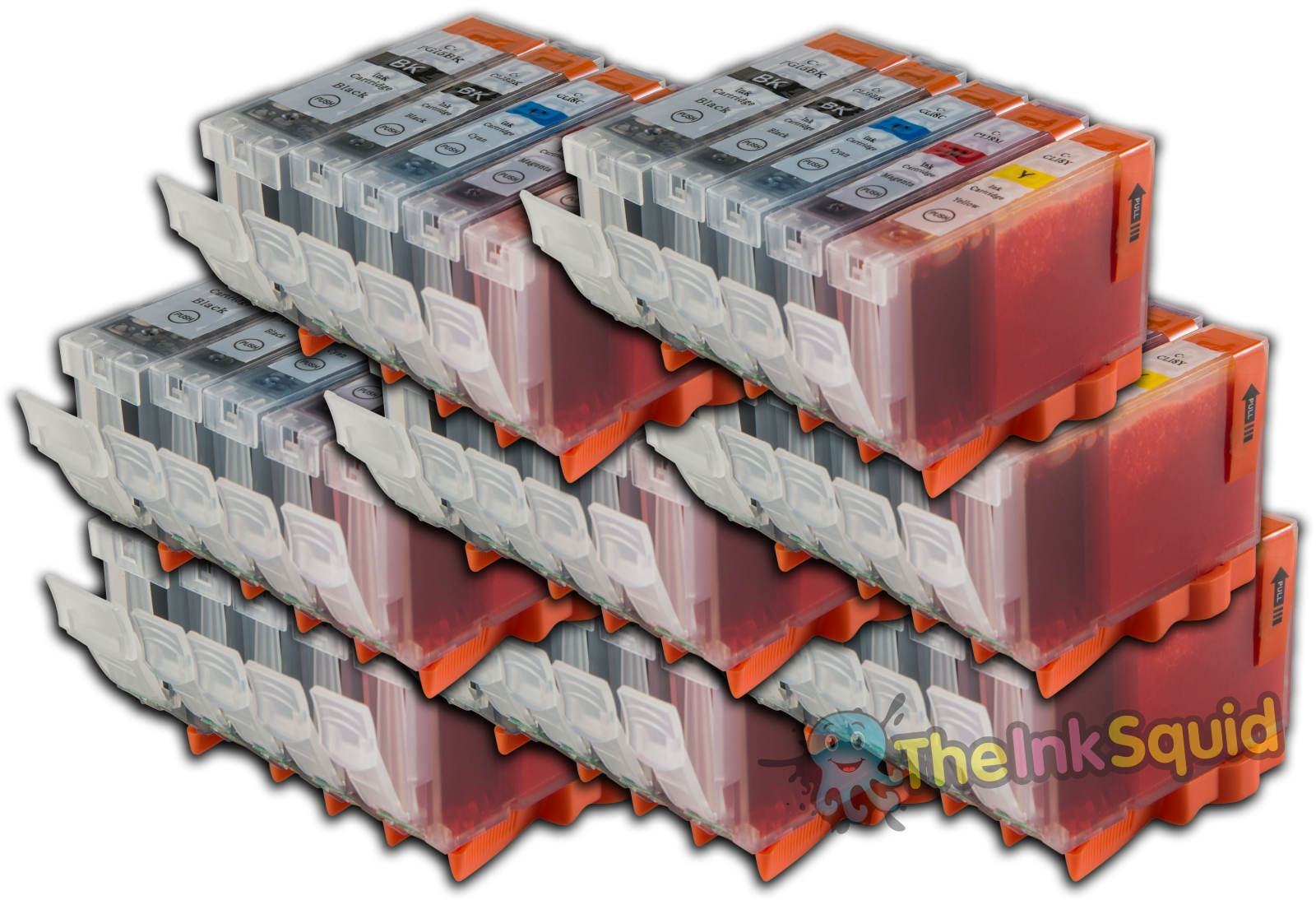 40-Compatible-PGI-5-CLI-8-Non-oem-Ink-Cartridges-for-Canon-Sets-of-5