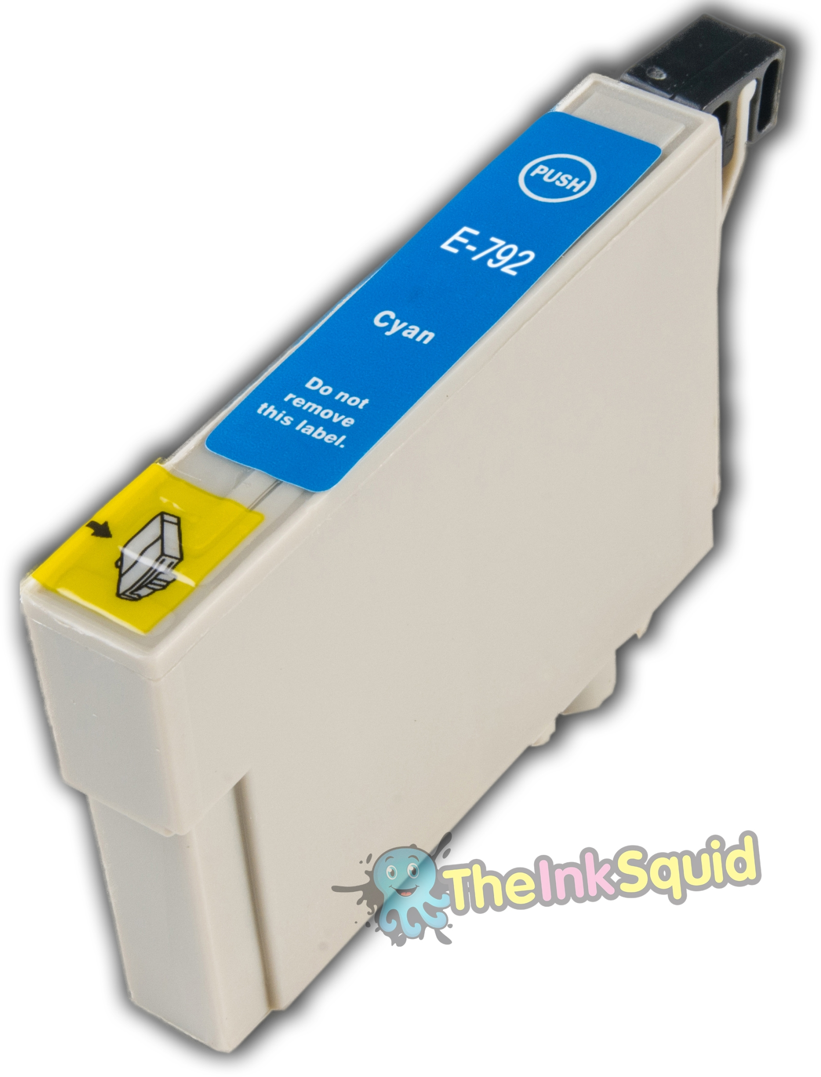 1 Cyan Compatible Non-OEM T0792 'Owl' Ink Cartridge with Epson Stylus