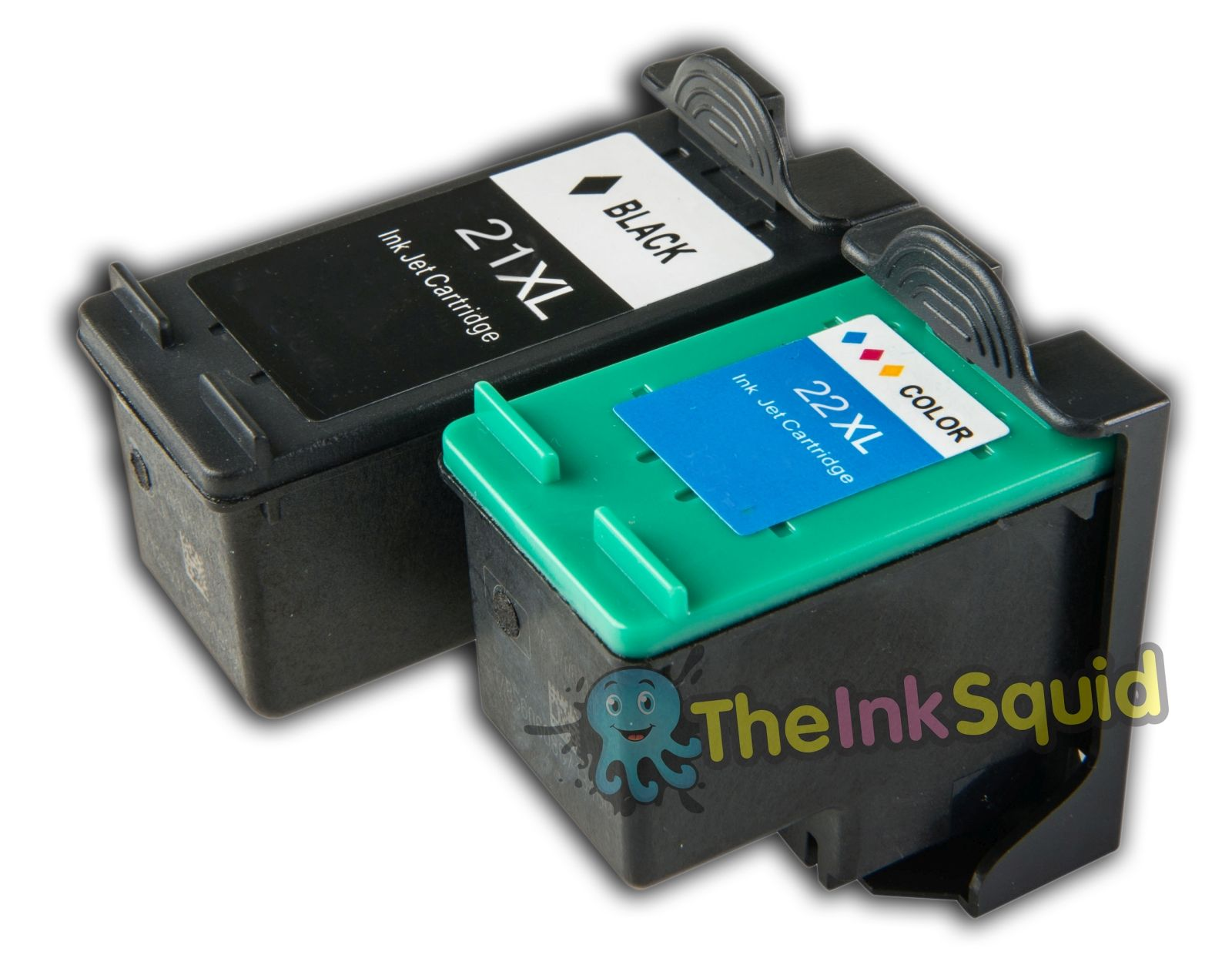 how to clean hp 21 ink cartridge