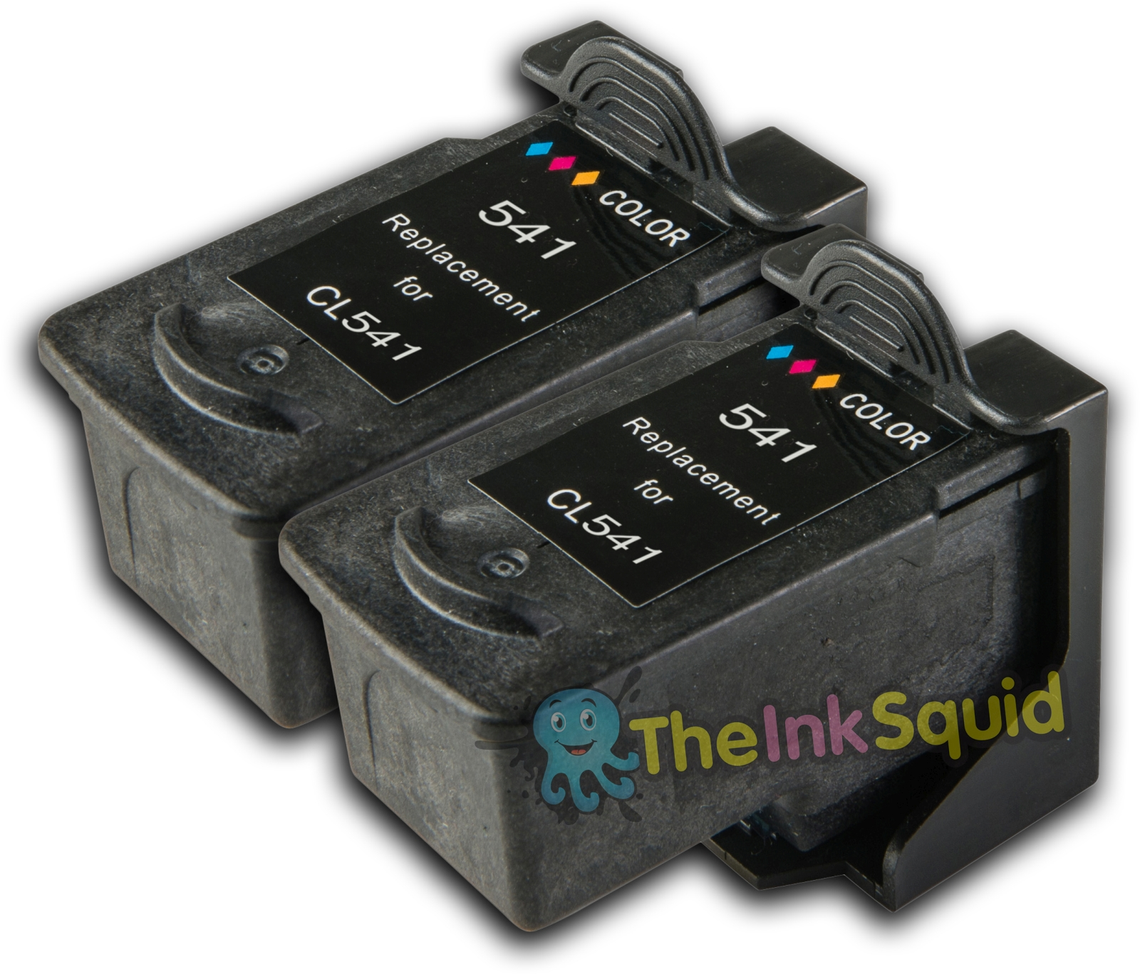 2 compatible pg 540 cl 541 non oem ink cartridges canon any colour ebay. Black Bedroom Furniture Sets. Home Design Ideas