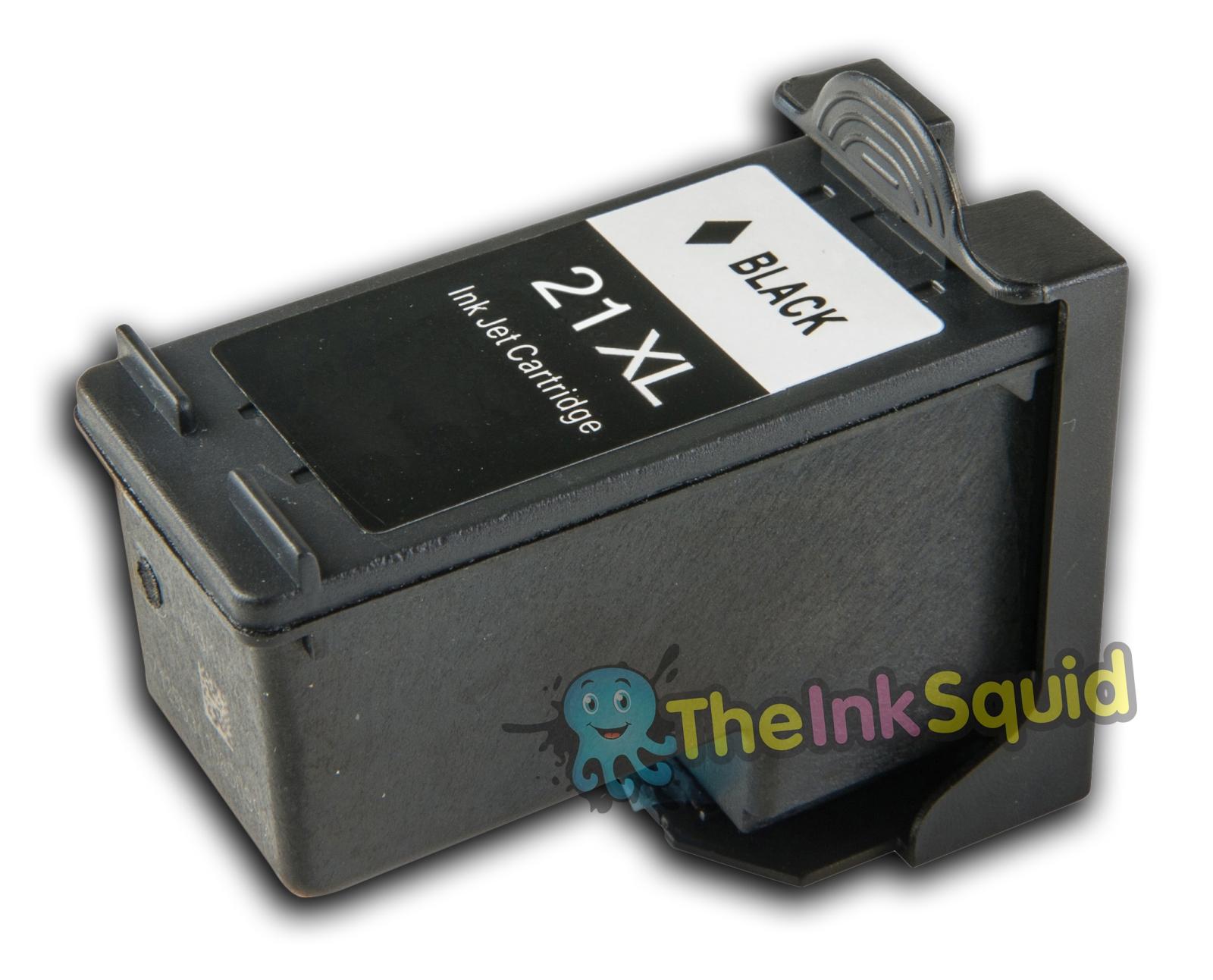Cartucho De Tinta Hp 21 Sharemedoc 22 Negro C9351ce Color C9352ae Compatible
