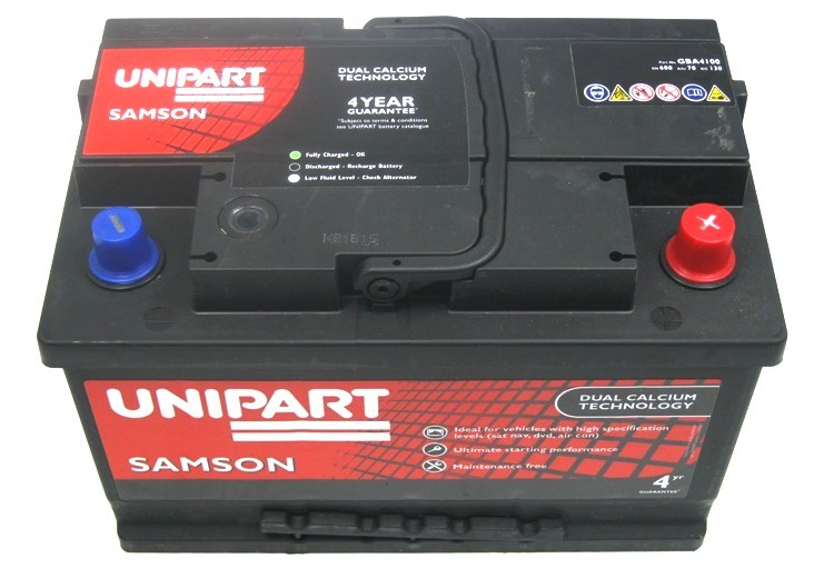 genuine unipart car battery renault megane classic 1 9 dci ebay. Black Bedroom Furniture Sets. Home Design Ideas