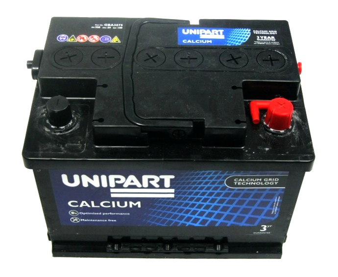 unipart gba3053 car battery ebay. Black Bedroom Furniture Sets. Home Design Ideas