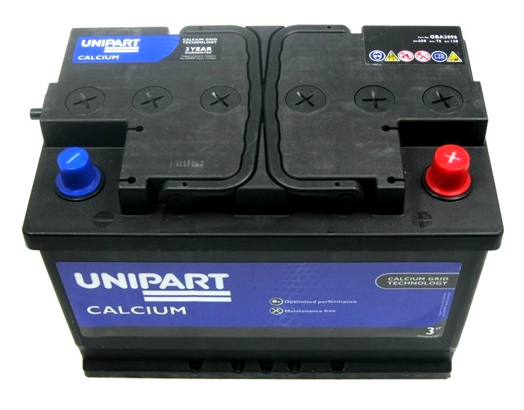 genuine unipart car battery renault megane classic 1 9 dt 1 9 d 1 9 dti 1 9 dci ebay. Black Bedroom Furniture Sets. Home Design Ideas