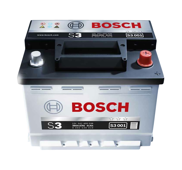 genuine bosch s3 car battery renault megane classic 1 6 e. Black Bedroom Furniture Sets. Home Design Ideas