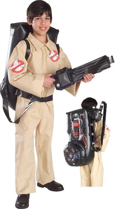 déguisement ghostbuster
