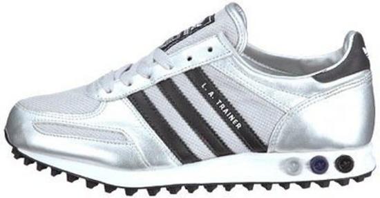 Adidas La Trainer Silver
