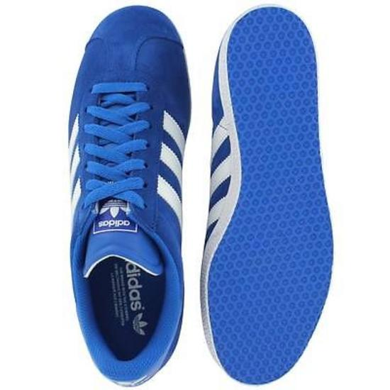 New-Mens-Adidas-Originals-Gazelle-II-Royal-Blue-Suede-Trainers-UK-7-12-G96680
