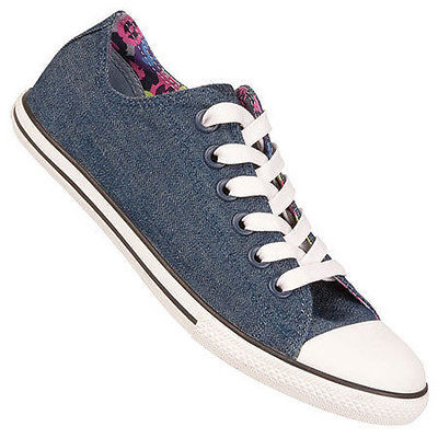 New-Mens-Womens-UNISEX-CONVERSE-ALL-STAR-CT-SLIM-OXFORD-TRAINERS-3-7
