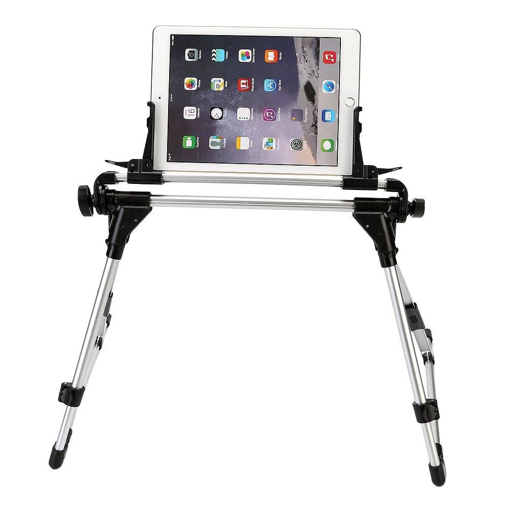 Universal Foldable Desk Floor Stand Bed Tablet Holder