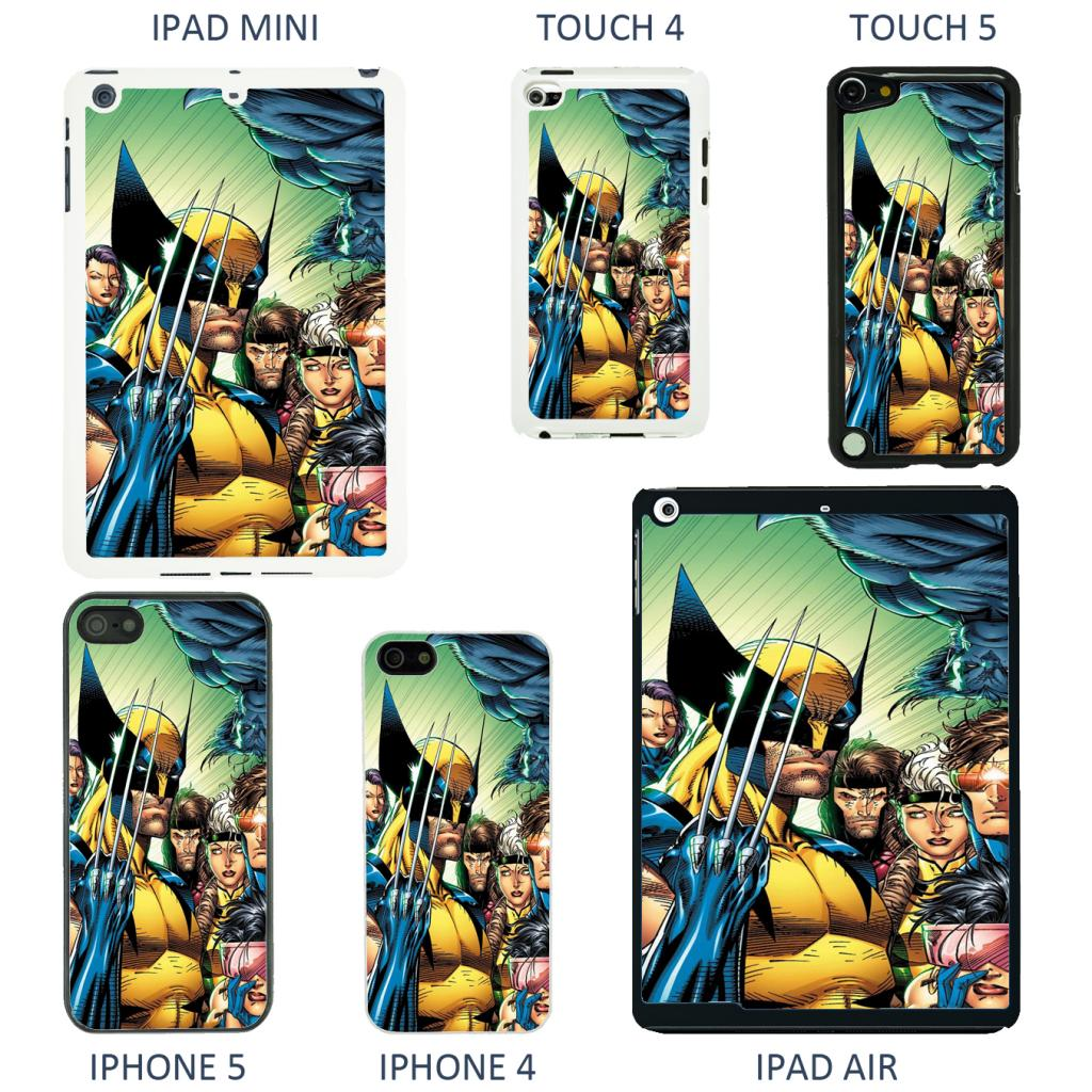 DC-Marvel-superhero-comic-book-cover-case-for-Apple-iPhone-iPod-iPad-No-5