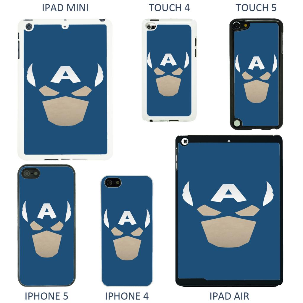 DC-Marvel-superhero-comic-Minimal-cover-case-for-Apple-iPhone-iPod-iPad-No-22