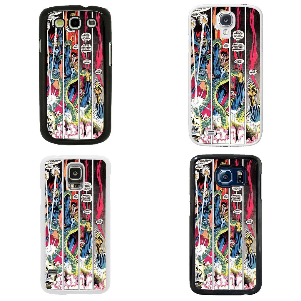 dc marvel comic book strips cover case for samsung galaxy phone g3 ebay. Black Bedroom Furniture Sets. Home Design Ideas