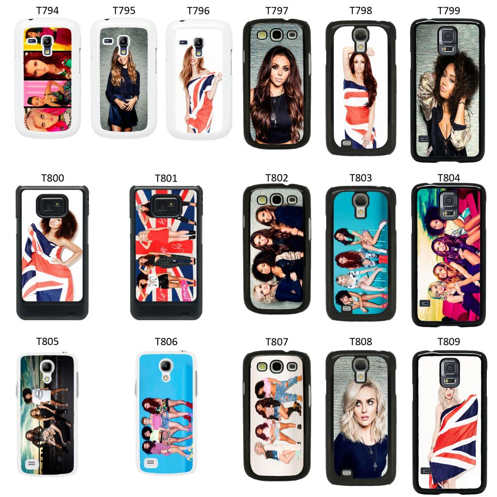 little mix cover case for samsung galaxy s2 s3 s4 s5 mini. Black Bedroom Furniture Sets. Home Design Ideas