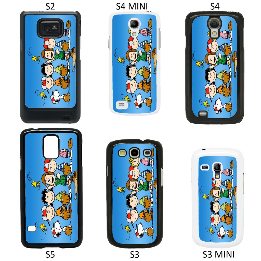 snoopy cartoon h lle f r samsung galaxy s2 s3 s4 s5 mini. Black Bedroom Furniture Sets. Home Design Ideas