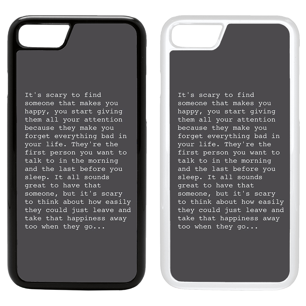 molto carino 8900c 87975 1 Quotes: Sayings Quotes Case Cover for Apple iPhone 6 Plus ...