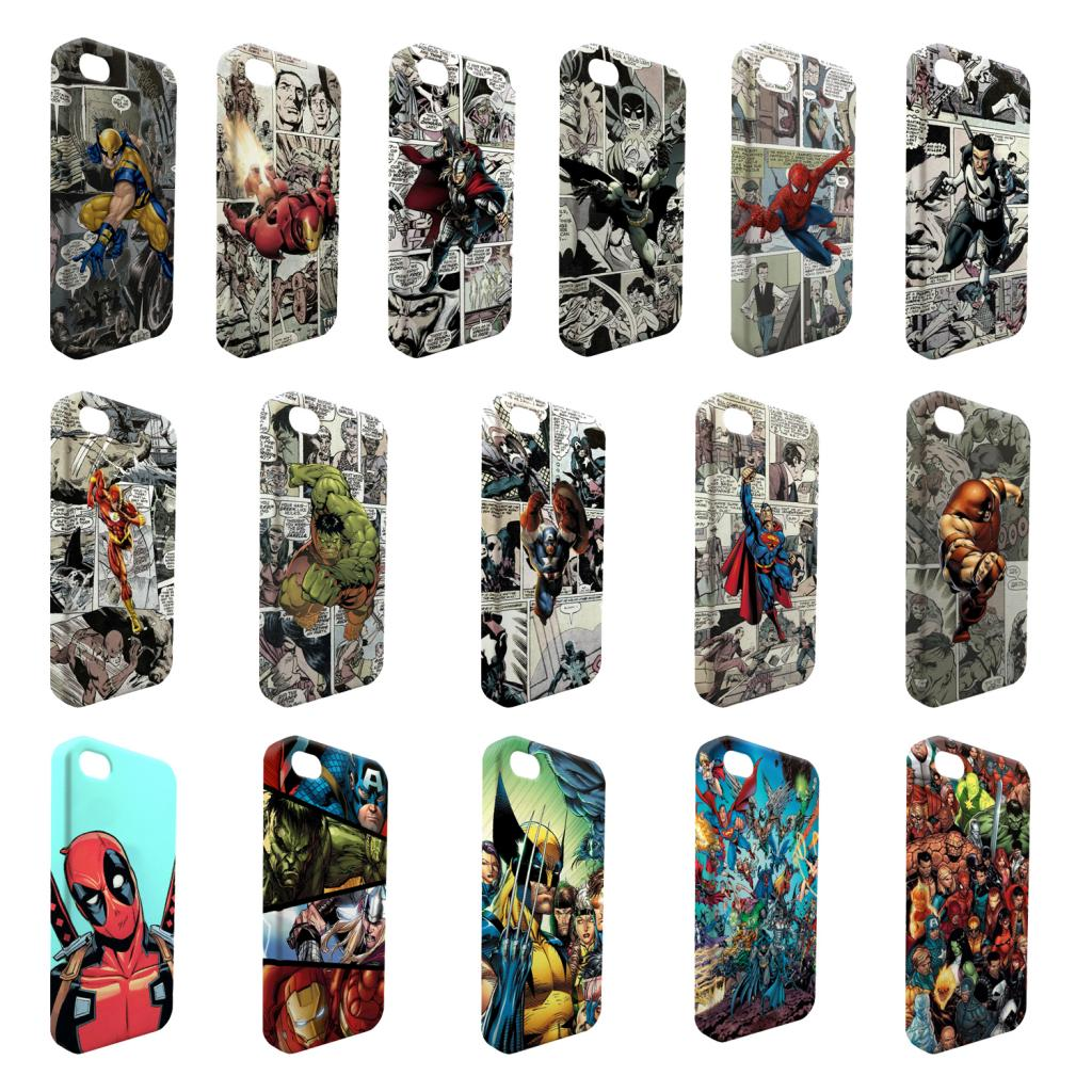 Comic Book Iphone Cases Comic Book Cover Case For