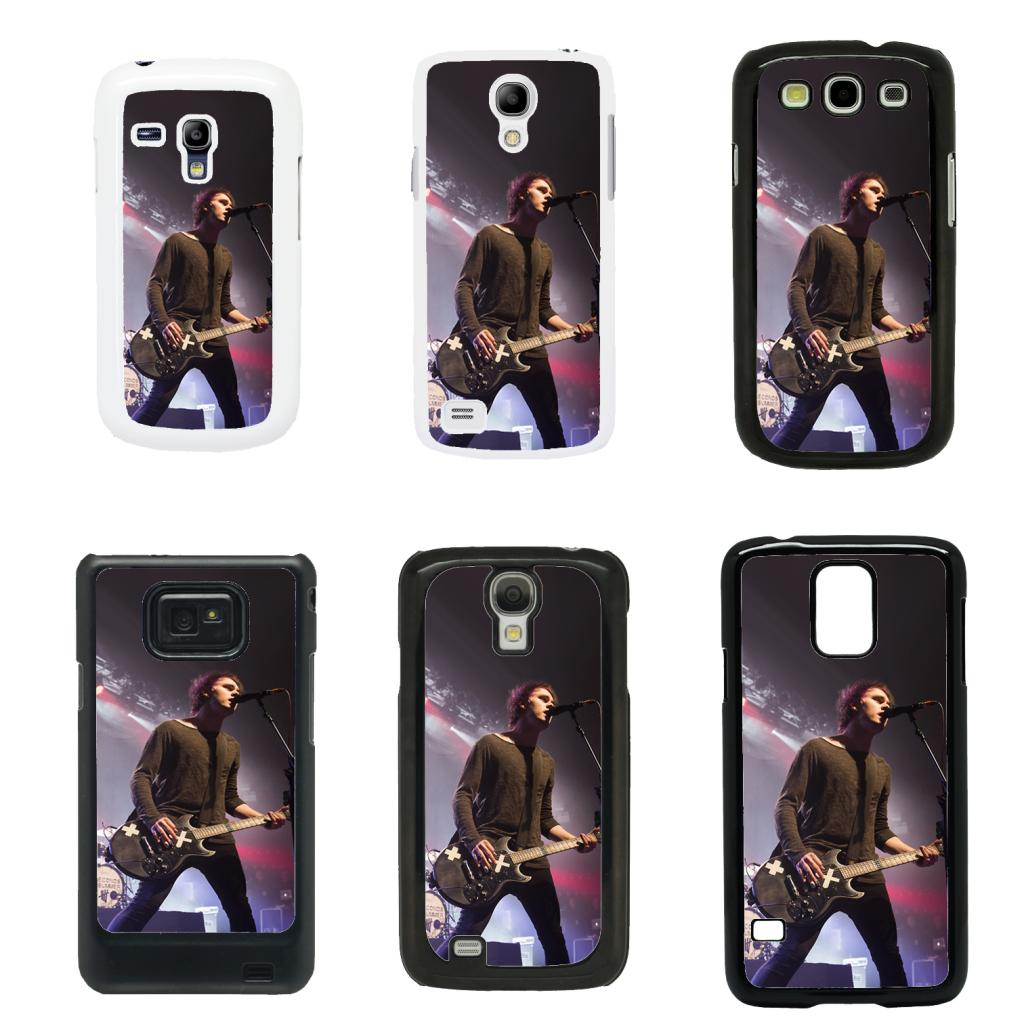Five Seconds Of Summer cover case for Samsung Galaxy S2 S3 S4 S5 Mini - T37