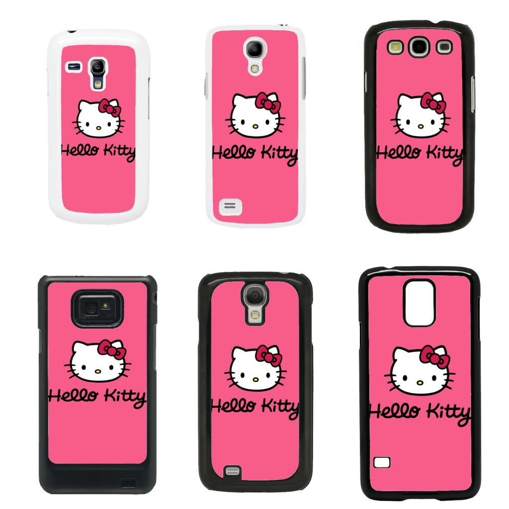 Hello Kitty Style Silicone Case for Samsung Galaxy SIII S3 ... |Samsung Galaxy S3 Mini Case Hello Kitty