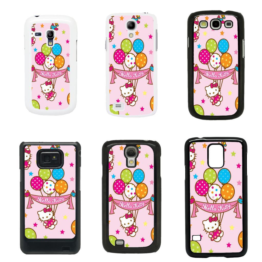 Sanrio Hello Kitty Samsung Galaxy 3 S3 Hard Phone Case ... |Samsung Galaxy S3 Mini Case Hello Kitty
