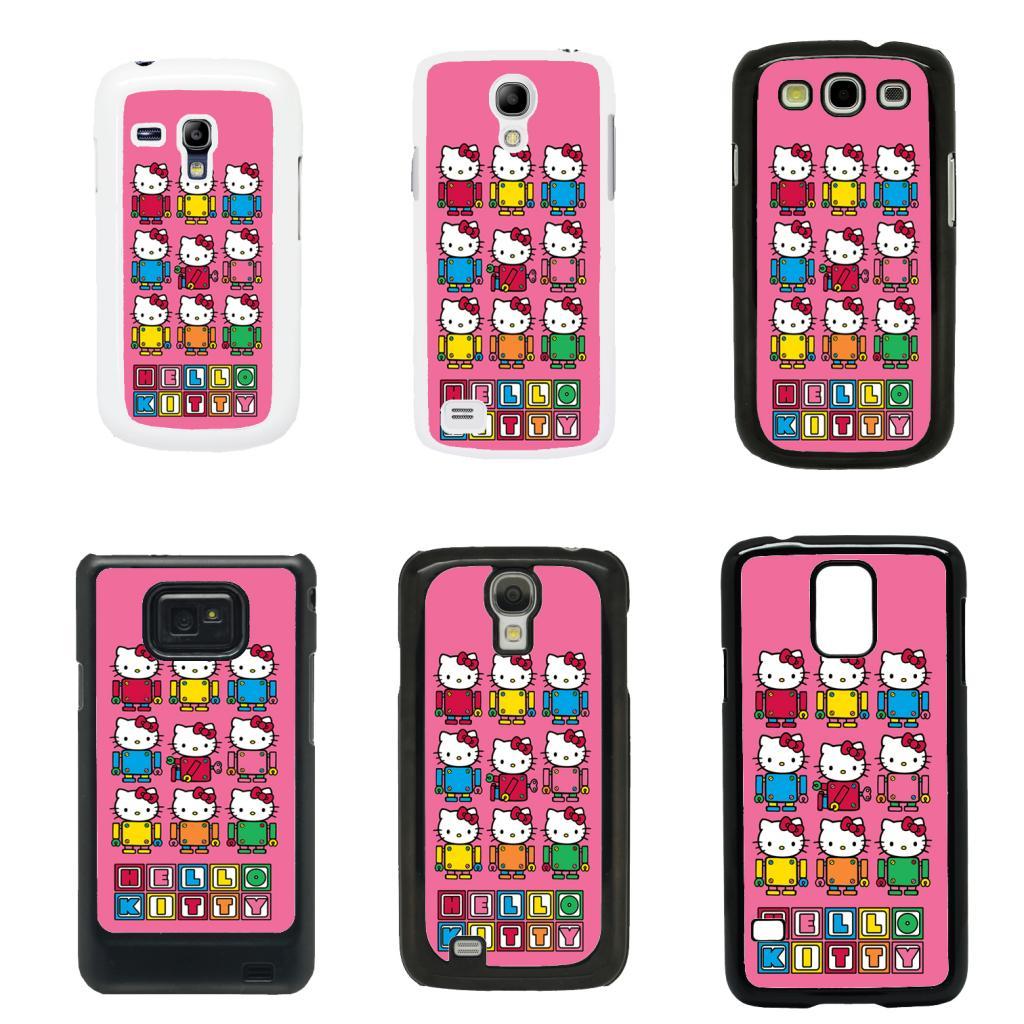 Samsung Galaxy S3 Mini Case Hello Kitty