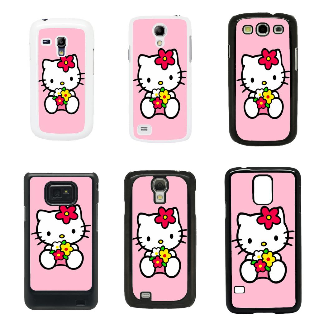 Samsung Galaxy S3 Huge Hello Kitty Diy Phone Case |Samsung Galaxy S3 Mini Case Hello Kitty