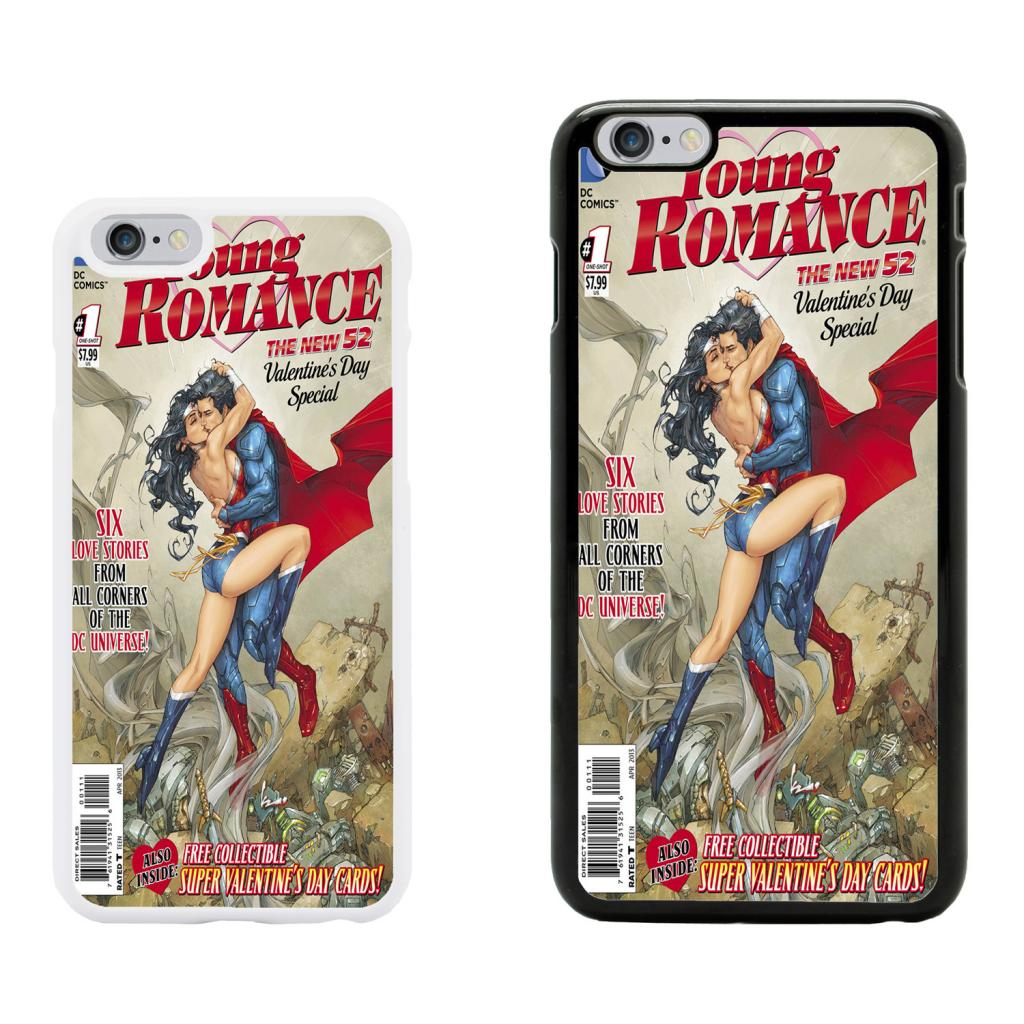 dc Comics Iphone Case Dc-marvel-comic-book-case