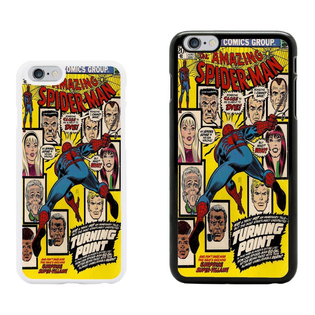 dc Comics Iphone 6 Case Dc-marvel-comic-book-case