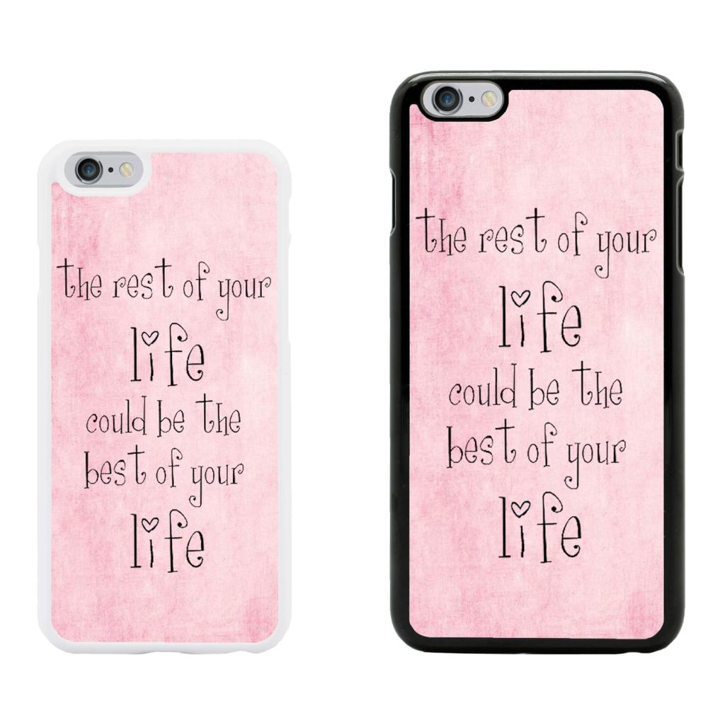 Sayings Quotes Case Cover for Apple iPhone 6 & Plus - A4  eBay