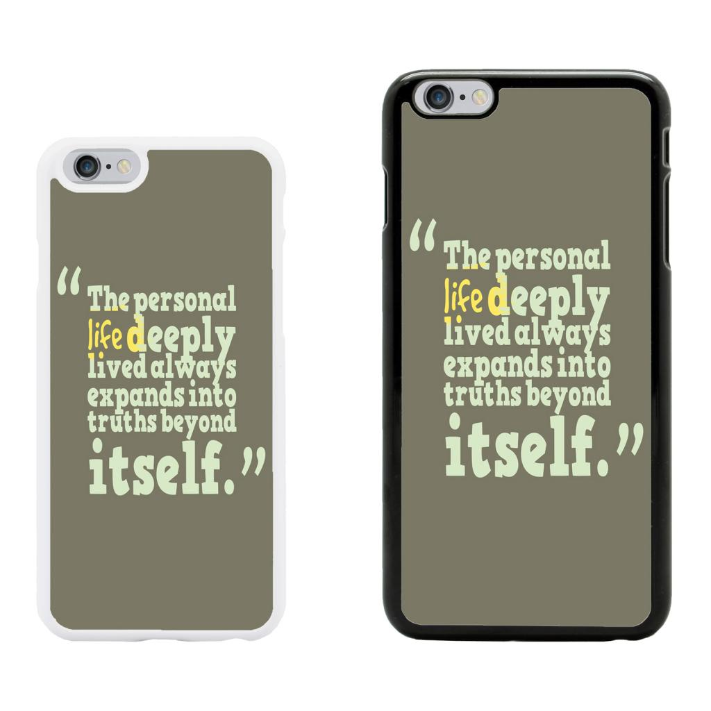 Details about Sayings Quotes Case Cover for Apple iPhone 6 & Plus - A8