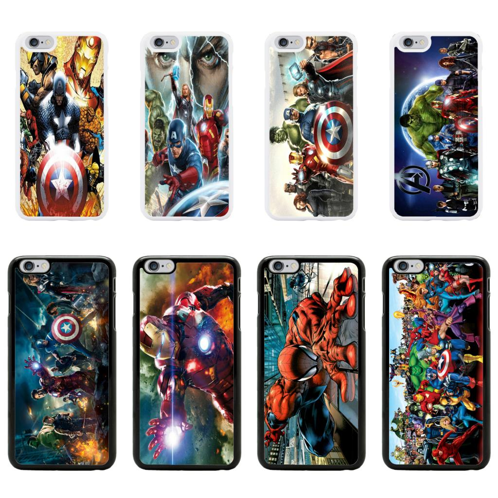 online retailer aabdb 51861 Iphone Cover Marvel 34952 2019