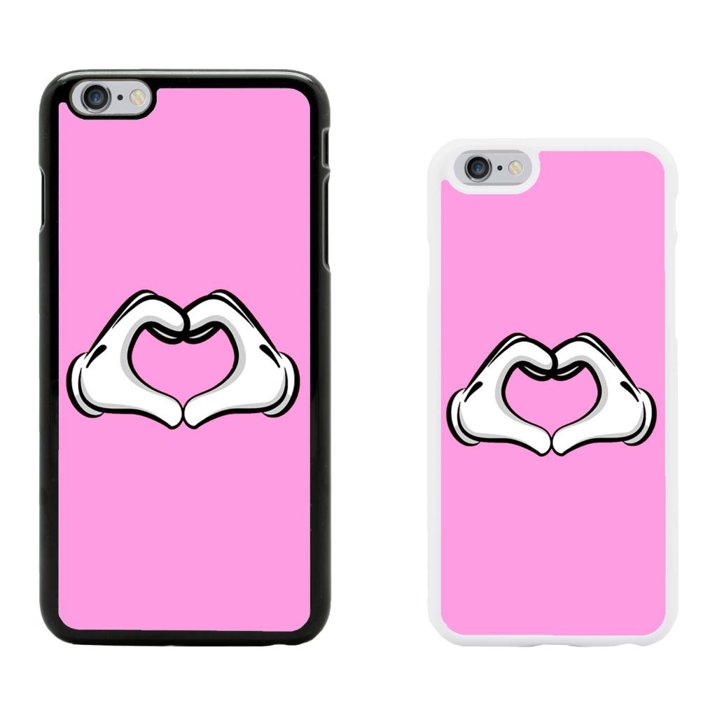 Iphone Wallpaper Enlarges: Mickey Mouse Cover Case For Apple IPhone 6 & Plus