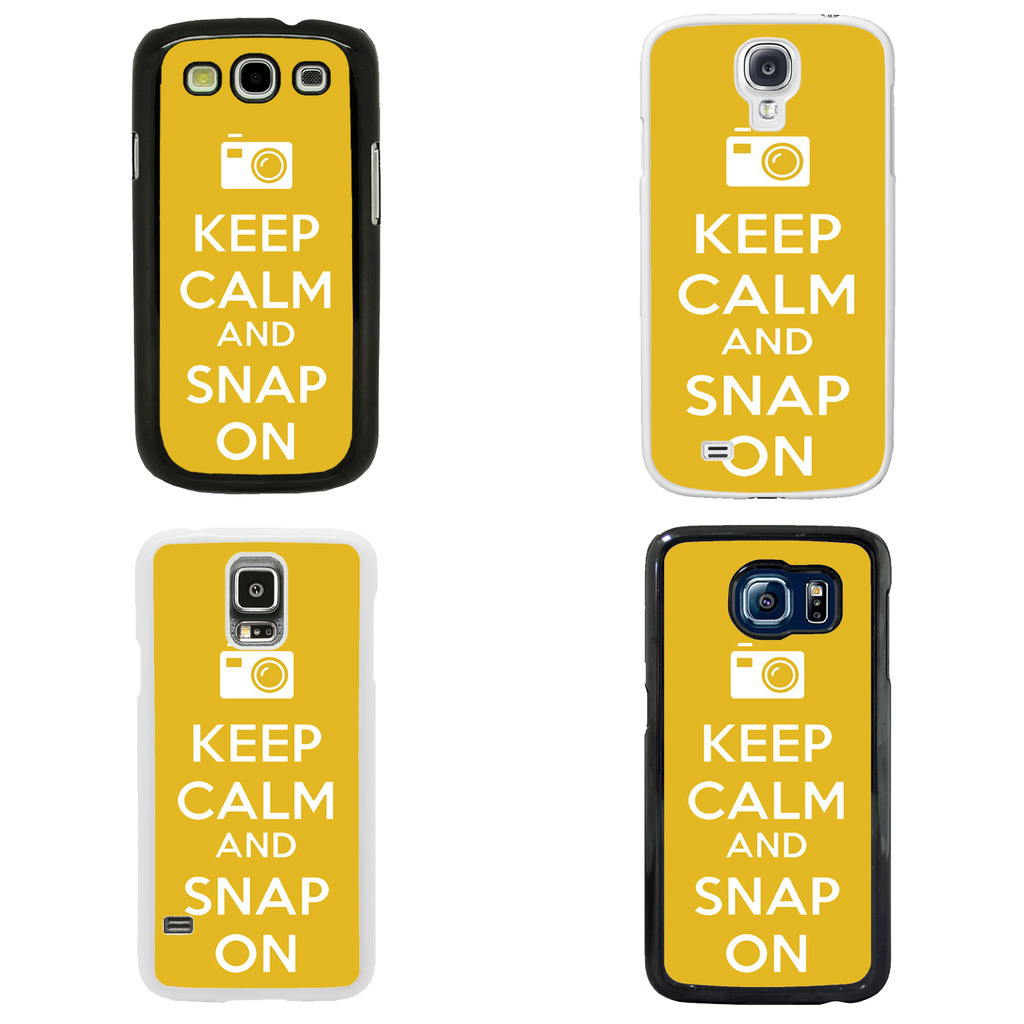 Keep Calm Case Cover for Samsung S3 S4 S5 S6 - 05