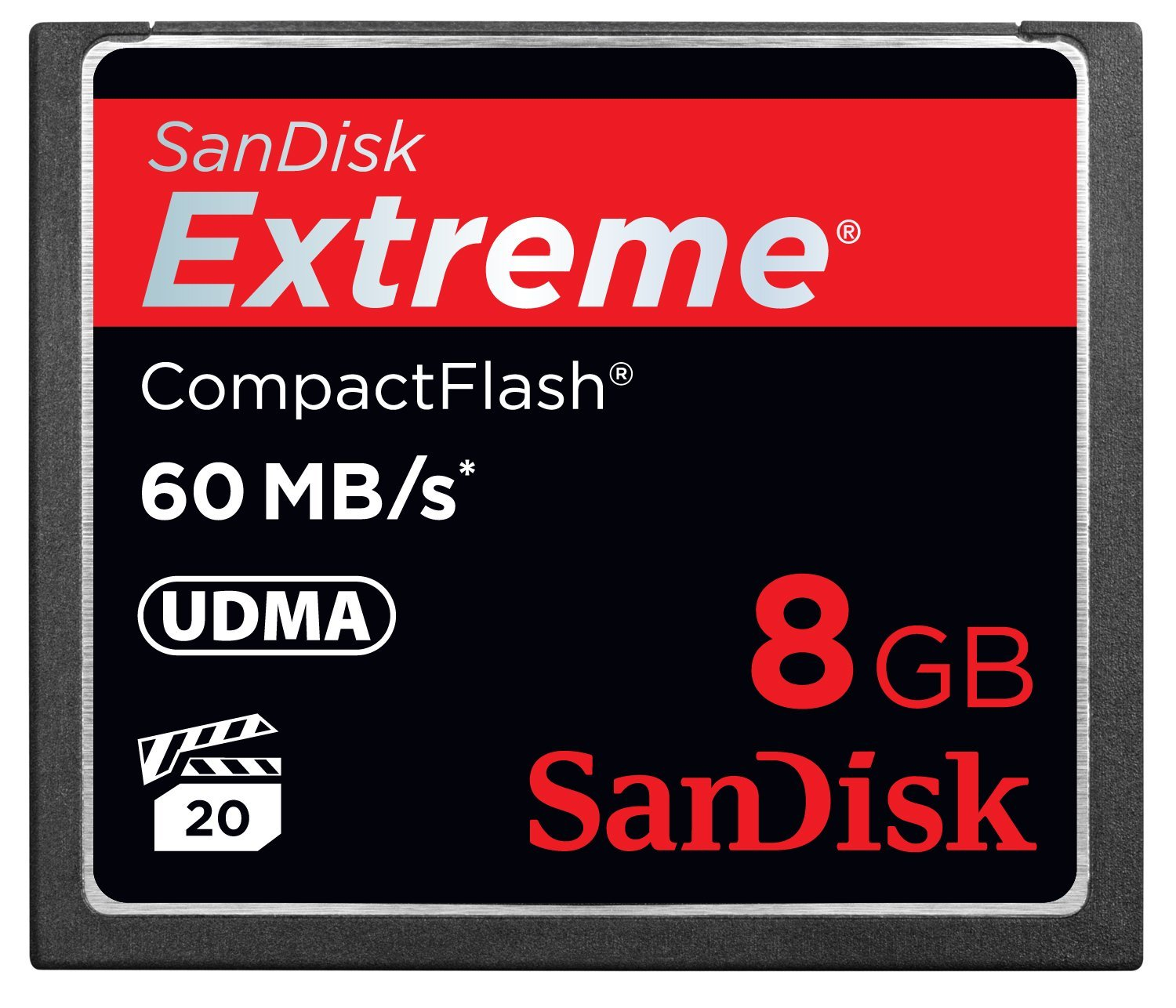 compact flash 8 mb: