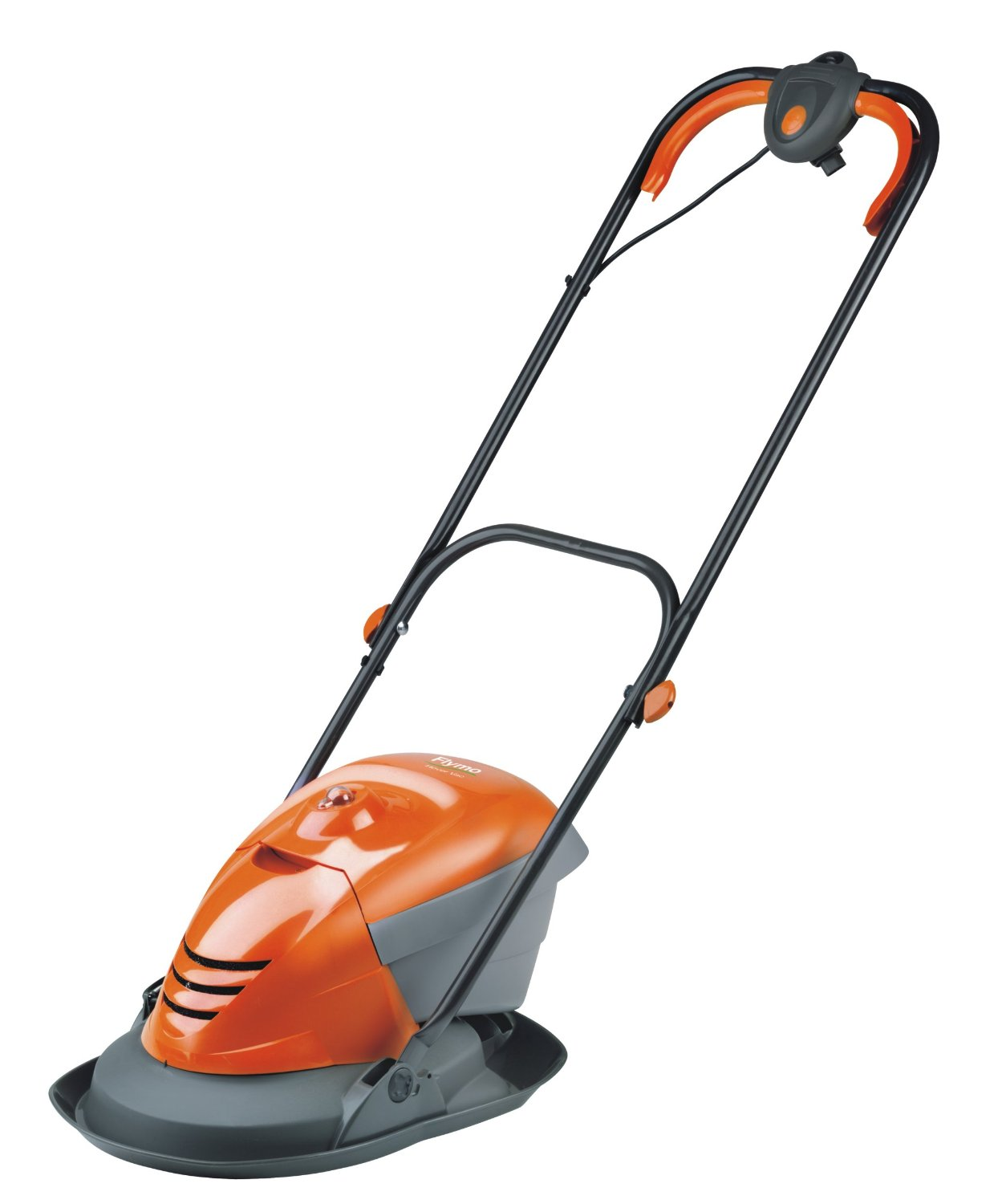 flymo hovervac 900w electric hover collecting lawnmower. Black Bedroom Furniture Sets. Home Design Ideas