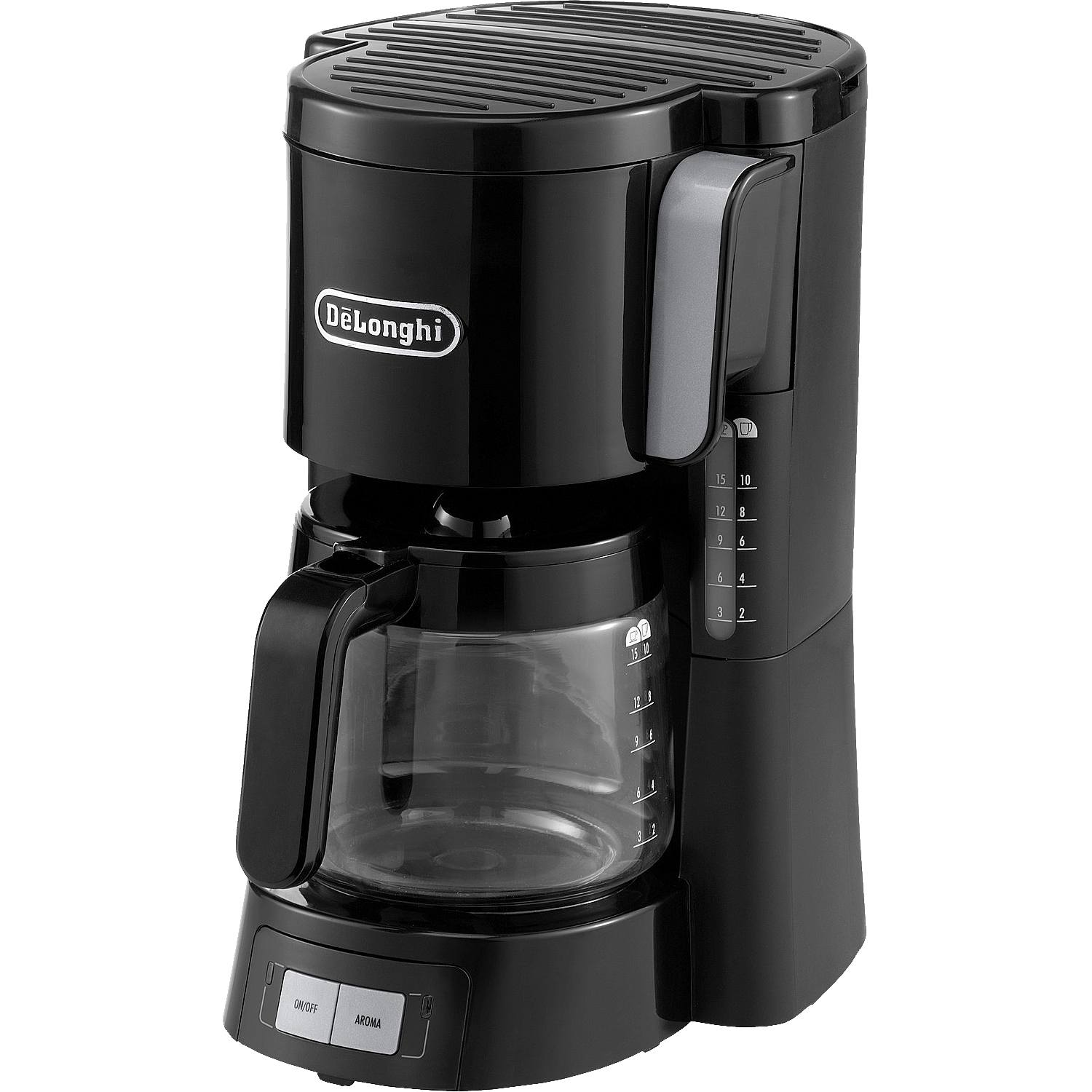 Delonghi Coffee Maker ~ Delonghi icm litres filter coffee maker with