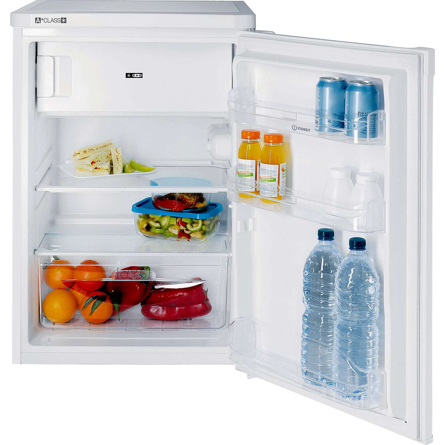 Indesit Tfaa10 A 103 Litres Under Counter Fridge With