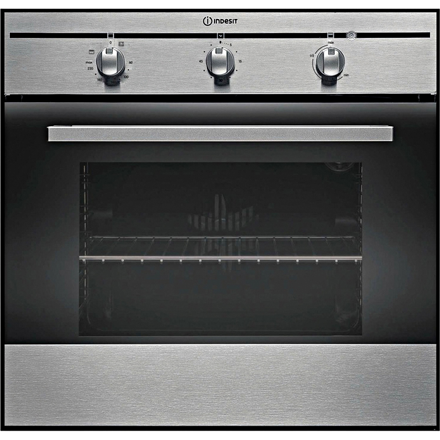 Built In Ovens Electric ~ Indesit fim kaix built in electric single fan oven