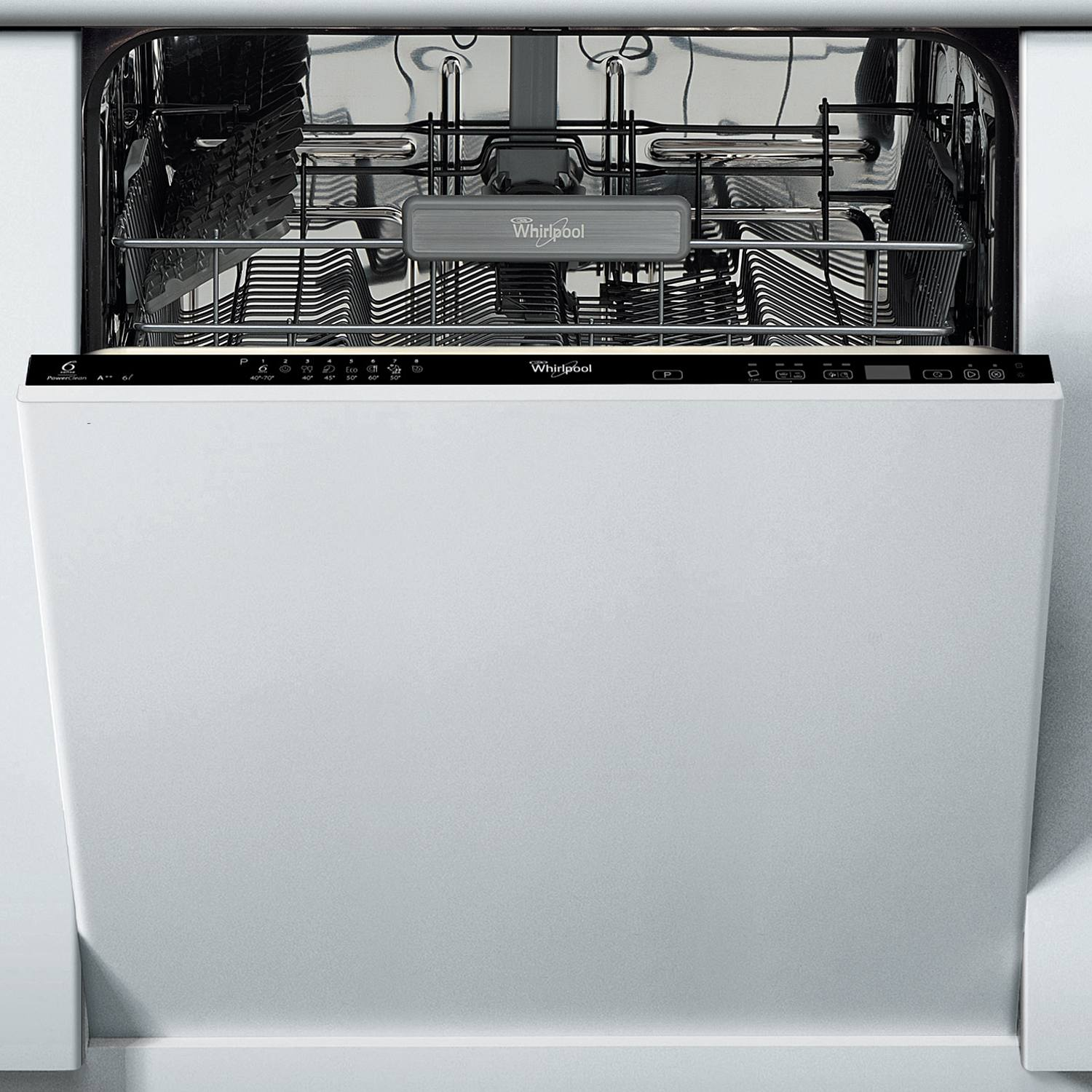 Whirlpool adg8900 6th sense fully integrated 13 place - Whirlpool power clean 6th sense notice ...