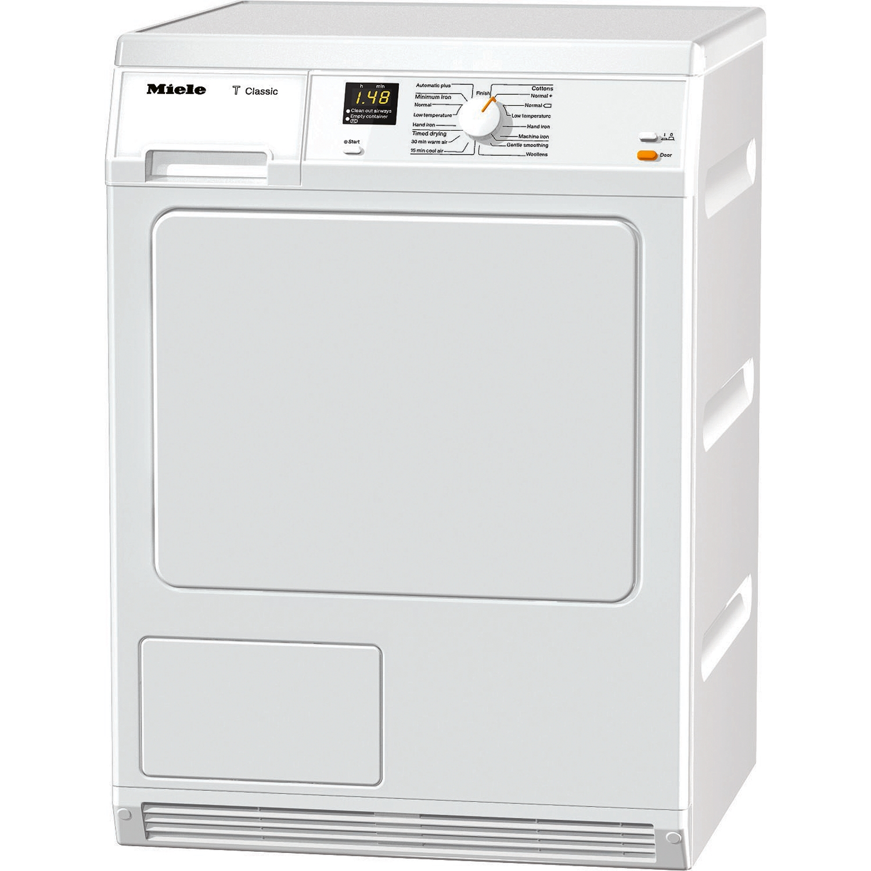 miele tda150c 7kg 4 temps condenser tumble dryer with. Black Bedroom Furniture Sets. Home Design Ideas