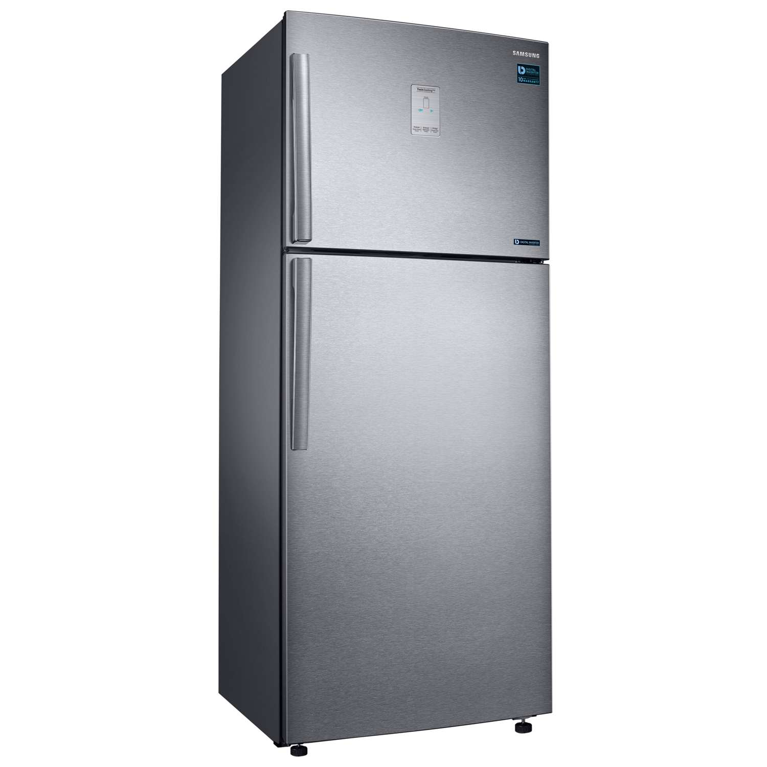 samsung rt46k6360sl 70cm a rated frost free 70 30 fridge freezer silver. Black Bedroom Furniture Sets. Home Design Ideas