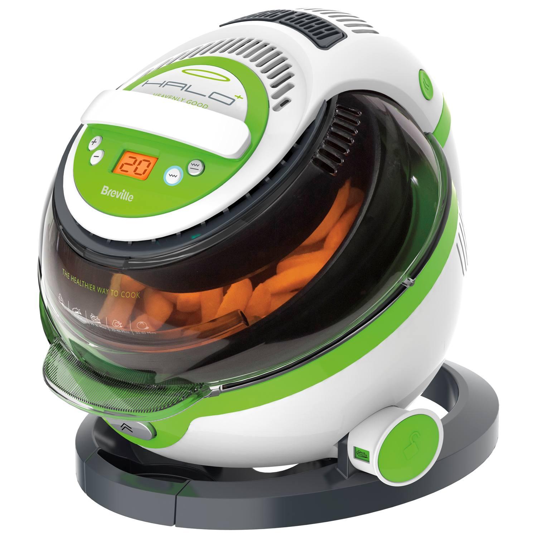 Breville Vdf105 1 25kg 1400w Halo Amp Health Fryer With