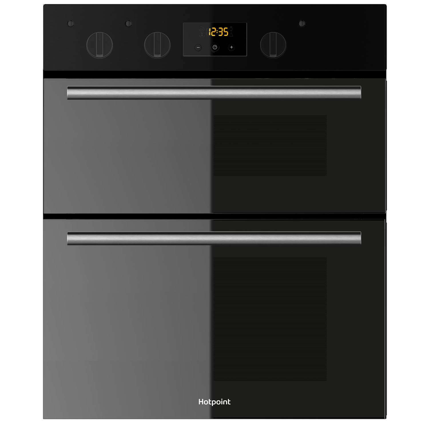 Top Rated Built In Ovens ~ Hotpoint du bl built under b rated electric double oven