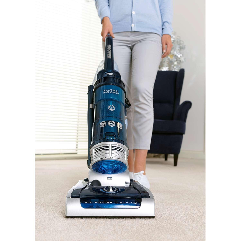 hoover turbo power pets tp71tp05001 bagless upright vacuum. Black Bedroom Furniture Sets. Home Design Ideas